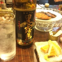 Photo taken at 居酒屋 みかわ by Sato on 3/7/2015
