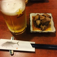 Photo taken at 居酒屋 みかわ by Sato on 4/17/2016