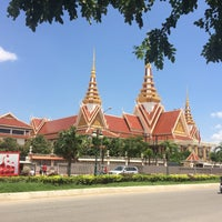 Photo taken at រដ្ឋសភាជាតិ | National Assembly by Jihoon P. on 9/5/2015