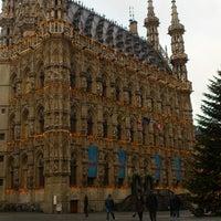 Photo taken at Leuven by Danyvor Nikolo M. on 12/9/2012