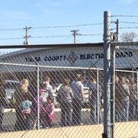 Photo taken at Tulsa County Election Board by UrbanGM (David B.) on 11/3/2012