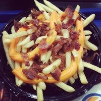 Photo taken at Burger King by Gabriela N. on 3/8/2013