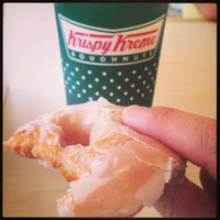 Photo taken at Krispy Kreme by Chad S. on 1/1/2013