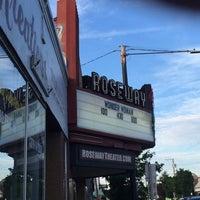 Снимок сделан в Roseway Theater пользователем Dennis G. 6/3/2017