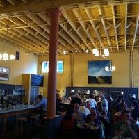 Photo taken at Bijou Cafe by Dennis G. on 9/29/2013