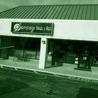 Photo taken at Jersey Bagel & Deli by Mark W. on 9/20/2012