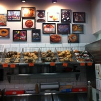 Photo taken at the bagel store by Sam B. on 12/22/2012