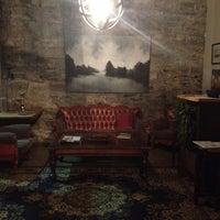 Photo taken at StoneFort Inn by Ryan W. on 12/31/2013
