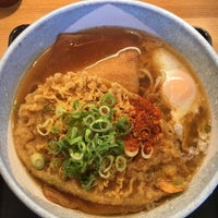 Photo taken at 阪急そば 園田店 by まさ 尼. on 9/9/2017