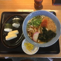 Photo taken at 阪急そば 園田店 by まさ 尼. on 8/20/2017