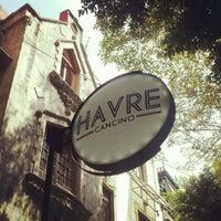 Foto tomada en Havre Cancino por Manuel V. el 10/19/2012
