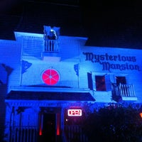 Photo taken at Mysterious Mansion by Allen S. on 11/9/2013