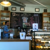 Photo taken at Highland Bakery by HL E. on 10/25/2012