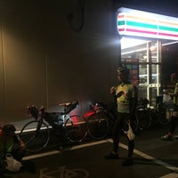 Photo taken at 7-Eleven by 白いクロクマ on 9/17/2016