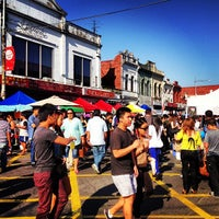 Photo taken at Footscray Market by Nekorine K. on 1/20/2013