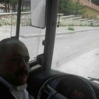 Photo taken at S.S.Minübüscüler Koop. Özel Halk Otobüsleri Başkanlığı by MAHİR K. on 5/21/2016