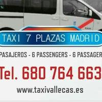 Photo taken at EuroTaxi 7 Plazas Vallecas by Taxidriver M. on 5/21/2016