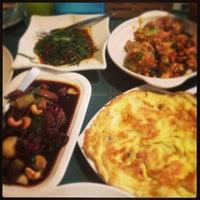 Photo taken at Homst Restaurant by Neta A. on 4/13/2013