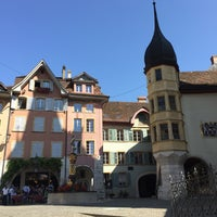 Photo taken at Altstadtstübli by Onur A. on 9/13/2016