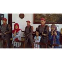 Photo taken at Museum Jendral Besar DR. AH. Nasution by Intan binti I. on 6/15/2014