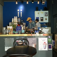 Photo taken at SANAII COFFEE by Claire L. on 4/1/2016