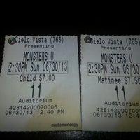 Photo taken at Regal Cinemas Cielo Vista 18 & RPX by Sam on 6/30/2013