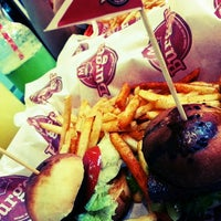 Photo taken at Mickey's Burger by Efe T. on 6/15/2013