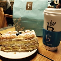 Photo taken at Caffé Bene by Zozo on 4/13/2015