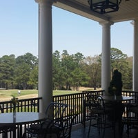 Photo taken at Carolina Country Club by Billy Y. on 4/12/2014