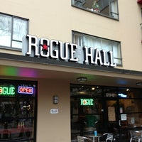 Photo taken at Rogue Hall by Don N. on 12/19/2012