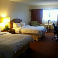 Photo taken at Teaneck Marriott at Glenpointe by AlexJunseok L. on 6/19/2013