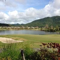 Photo taken at Lake Resort Pauanui Coromandel Peninsula by Phillip K. on 7/13/2013