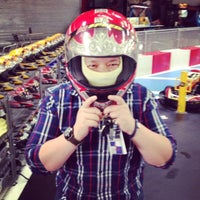 Photo taken at K1 Speed Food Lot by Jib S. on 6/13/2014