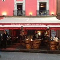Foto tomada en Corazón de Maguey por Anthon A. el 12/16/2012