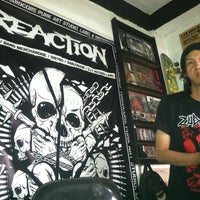 Photo taken at REACTION by Obay M. on 10/1/2012