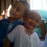 Photo taken at Masjid Al-Istiqna by Aini A. on 8/7/2013