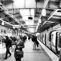Photo taken at Newark Penn Station by Vladimir W. on 4/26/2013