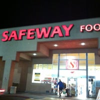 Photo taken at Safeway by Keoni F. on 3/13/2013