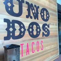 Photo taken at Uno Dos Tacos by Keoni F. on 7/21/2014