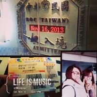Photo taken at 葛瑪蘭台北轉運站 by Minako C. on 11/16/2013