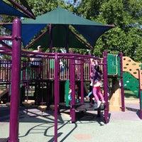 Photo taken at Burton Park by Jish M. on 6/15/2013