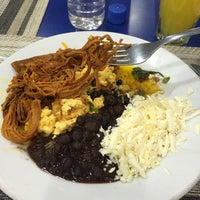 Photo taken at Restaurante Capoeira by Gerardo O. on 2/26/2015