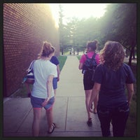 Photo taken at Drake University by Lizzy S. on 5/16/2013