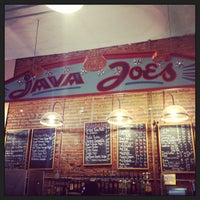 Photo taken at Java Joes Coffee House by Lizzy S. on 4/25/2013