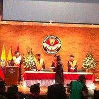Photo taken at Universidad Libre - Seccional Pereira - by Angie H. on 1/25/2013