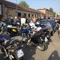 Photo taken at Motorfelsinea by Andrea B. on 4/25/2013