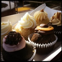 Photo taken at Enjoy Cupcakes by Stephen D. on 12/28/2012