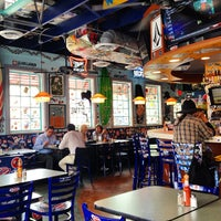 Photo taken at Wahoo's Fish Taco by Girl Gone Travel on 4/9/2013