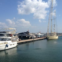 7/17/2013 tarihinde Onur Y.ziyaretçi tarafından West İstanbul Marina'de çekilen fotoğraf