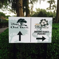 Photo taken at Disney's Oak Trail Golf Course by Carlos F. on 6/12/2015